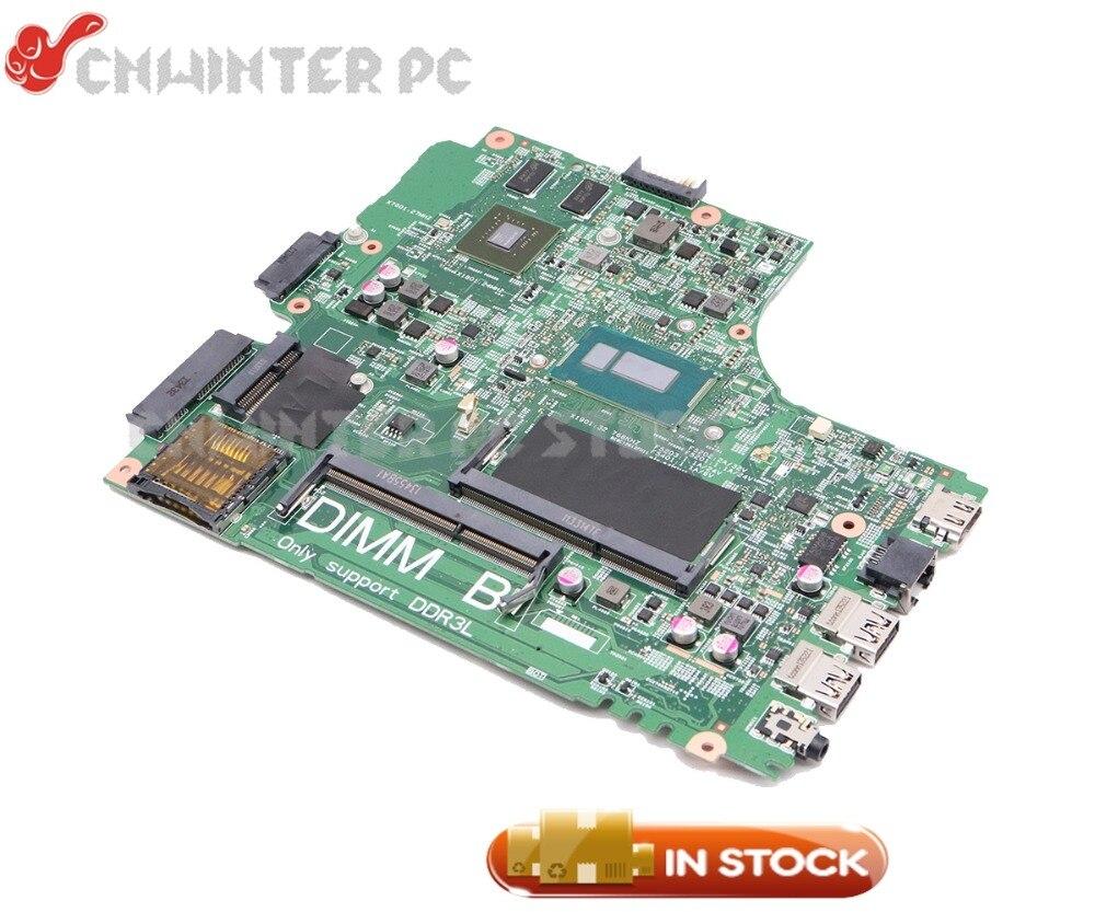 NOKOTION CN-0Y5JJK 0Y5JJK For Dell Inspiron 3437 5437 Laptop Motherboard VF0MH Celeron 2955U CPU onboard GeForce 720M nokotion brand new qcl00 la 8241p cn 06d5dg 06d5dg 6d5dg for dell inspiron 15r 5520 laptop motherboard hd7670m 1gb graphics