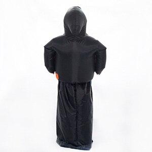 Image 4 - אנימה מתנפח רפאים תלבושות למבוגרים קמע מסיבת תחפושות חליפת קוספליי ליל כל הקדושים תלבושות עבור נשים איש פנטסיות Disfraces