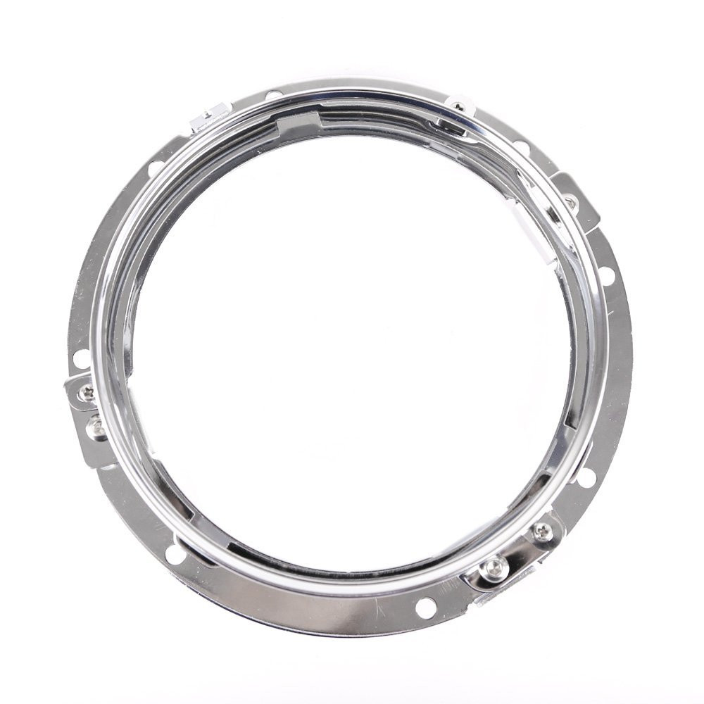 7 inch Round Motorcycle Led Headlight Mounting Ring Bracket for Harley Davidson (3)