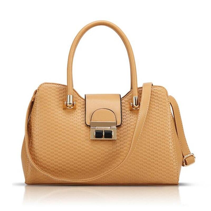 Winter New Single Zipper Bags Women Bag Leather High-end Handbags Brand Designe