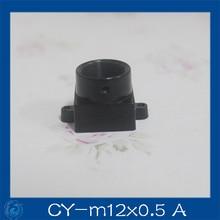 M12x0.5 metal board lens holder/CCTV metal lens mount/cctv lens bracket.cctv lens holder+gasket+screw Pitch 20MM
