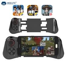 Mocute 058 Wireless Gamepad Bluetooth V3.0 Android Joystick VR Telescopic Controller Gaming Gamepad For Phone PUBG Mobile Joypad цена и фото