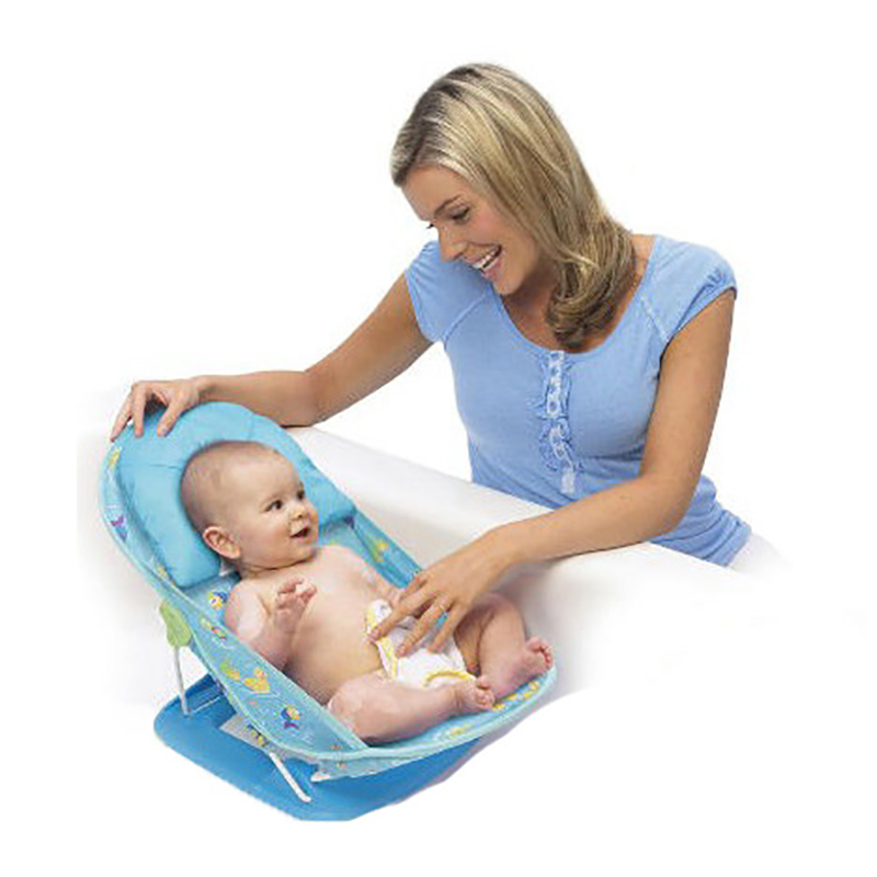 baby bathtub baby bath bed folding plastic baby bath tub bathing ...