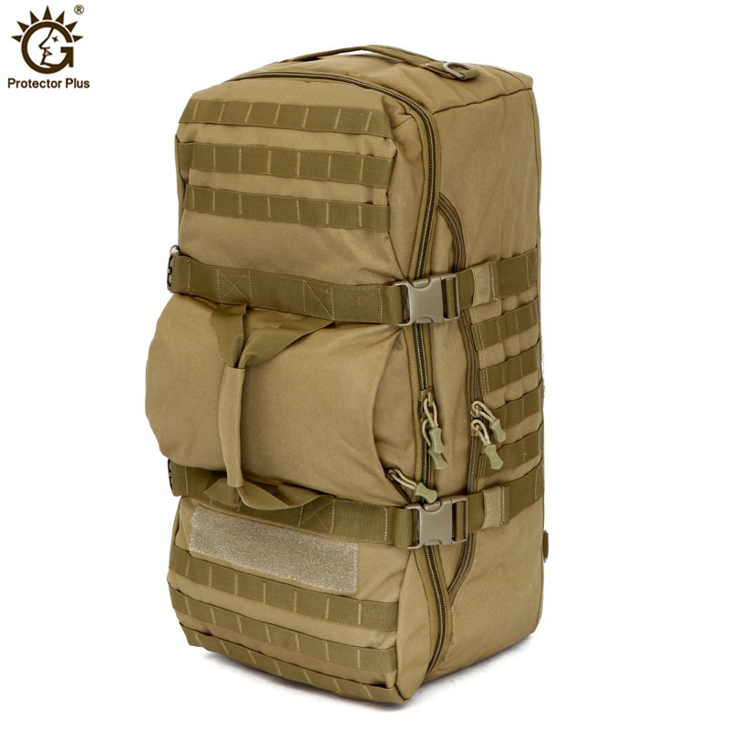 Military Tactical Backpack 60L Large Capacity Outdoor Camping Sport Backpacks Men's Hiking Shoulder Bag Rucksack Travel Backpack