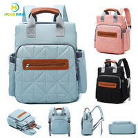 Diaper Bag Mommy Nappy Nursing Changing Maternity Baby Bags For Mom Baby Bags for Stroller Waterproof Backpack Large Capacity