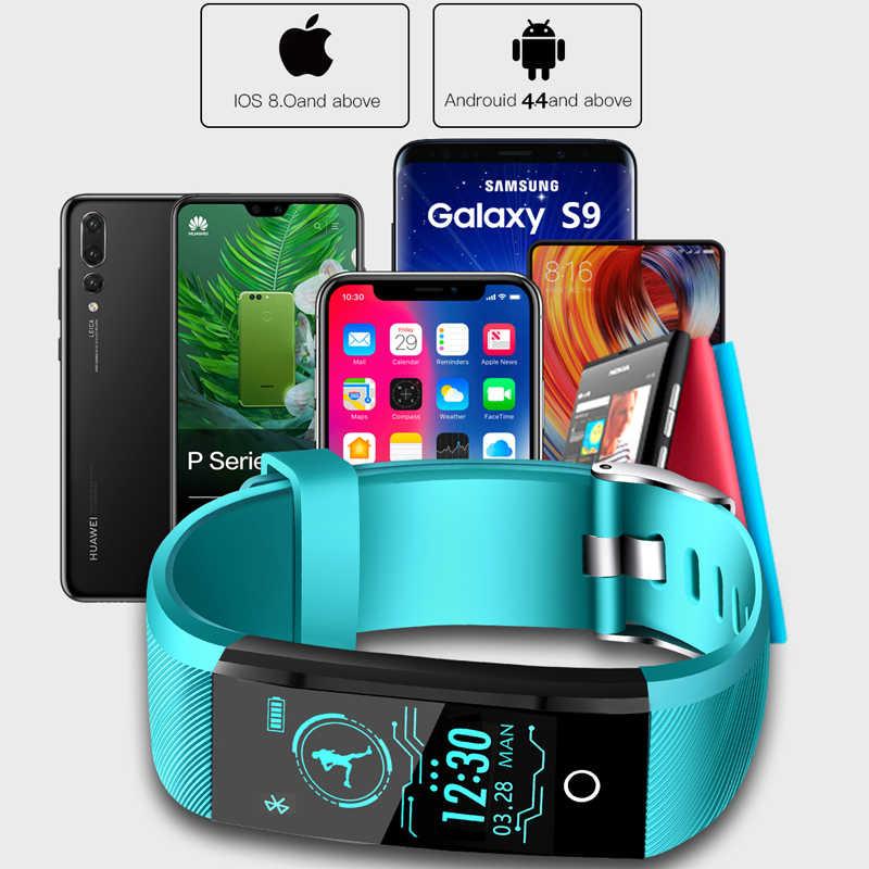 Ini Pria Olahraga Kasual Jam Tangan LED Pria Jam Digital Pria Militer Silikon Smart Gelang Jam Hodinky Ceasuri Pria Warna