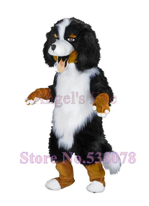 Aliexpress.com : Buy Realistic Bernese Mountain Dog Mascot ...