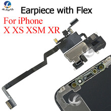 Original For iPhone X XS XSM XR Max XSMax Earpiece Ear Piece