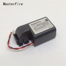 2pcs/lot Brand New MR-BAT6V1SET MR-J4 6V PLC Battery Batteries 2CR17335A WK17 with Wire Leads For Mitsuishi цены