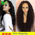 Synthetic Lace Front Wigs For Black Women Full Density Afro Lace Front Synthetic Wigs Long Curly Cheap Lace Front Wigs Synthetic