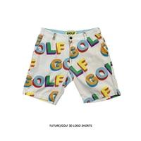 High New Novelty high Men Comfortable Tyler The Creator Golf Wang Polka Dot Skateboard Street Cotton Casual Shorts #AB30