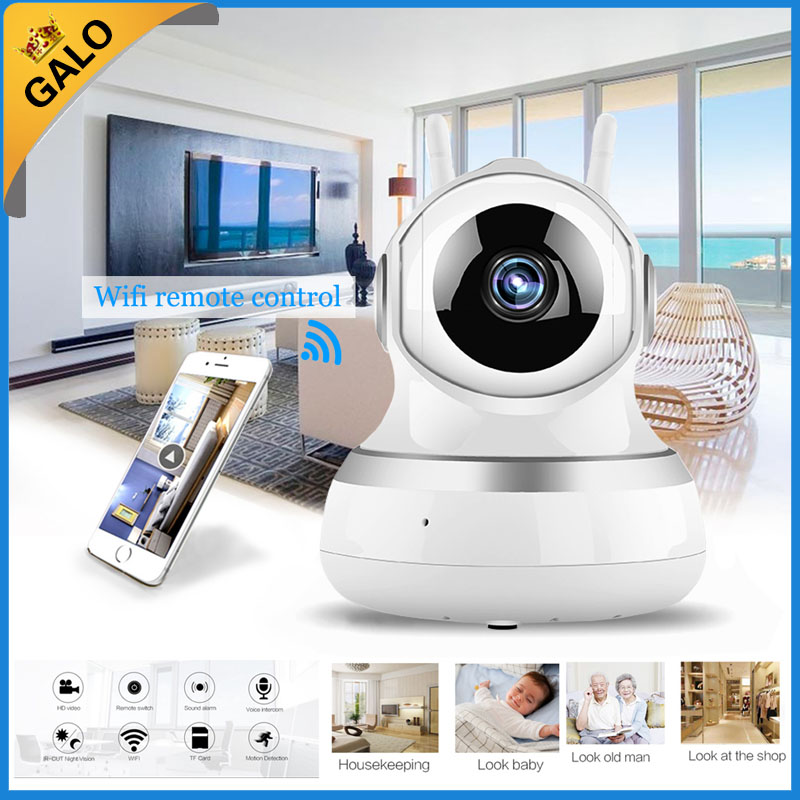 1080P WIFI IP Camera Wireless Surveillance Security Video Camera Cloud Storage Sound Motion Detection Sensor Baby Monitor IR PTZ howell wireless security hd 960p wifi ip camera p2p pan tilt motion detection video baby monitor 2 way audio and ir night vision