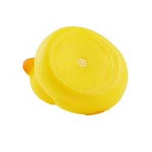 Image 4 - Jouets de bain en caoutchouc pour enfants 11cm, jouets de bain pour enfants, éducatifs amusants, musicaux, grand canard jaune, jouets pour la salle de bain