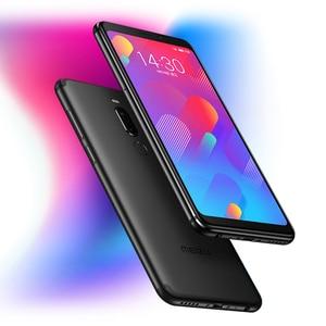 "Image 4 - הגלובלי גרסה Meizu M8 V8 4GB 64GB ROM נייד טלפון Helio P22 אוקטה Core 5.7 ""מלא מסך 12.0MP מצלמה טביעות אצבע Smartphone"