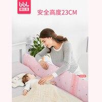 Multi function 0 трудности установка ограждение ударопрочный анти столкновения губка наполнение барьер для кровати baby anti bed baby