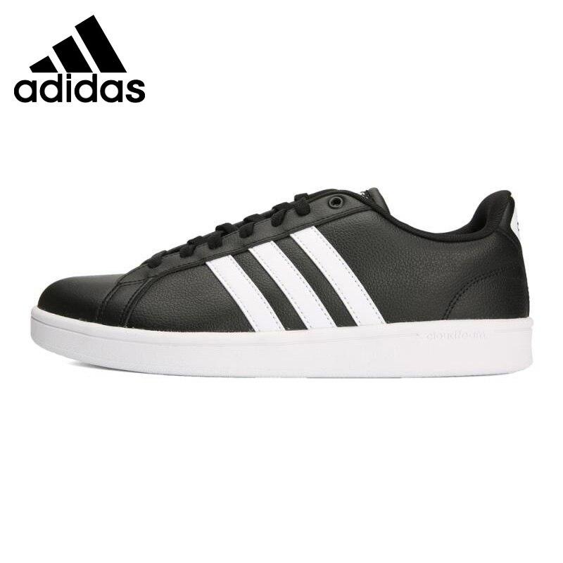 Orijinal yeni varış Adidas Neo etiket avantajı Unisex kaykay ayakkabı Sneakers