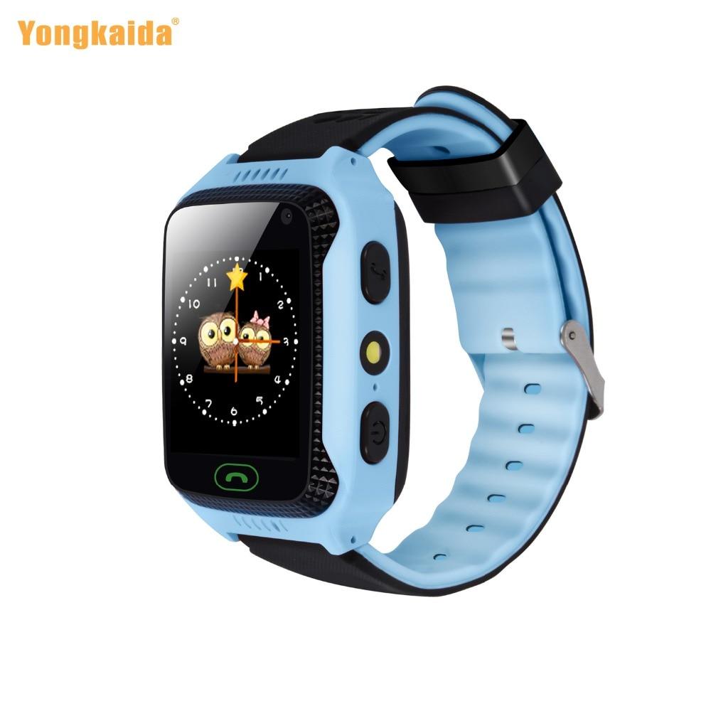 Новый продукт <font><b>Smart</b></font> часы для ребенка y22g GPS Системы 2 г циферблат вызова Студент мобильный телефон жизни Водонепроницаемый силиконовый браслет &#8230;