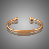 Fine jewelry bracelet & Bangles, aliviar a Dor Reumática Artrite Saúde Pulseiras de Cobre Puro, é o melhor presente da família