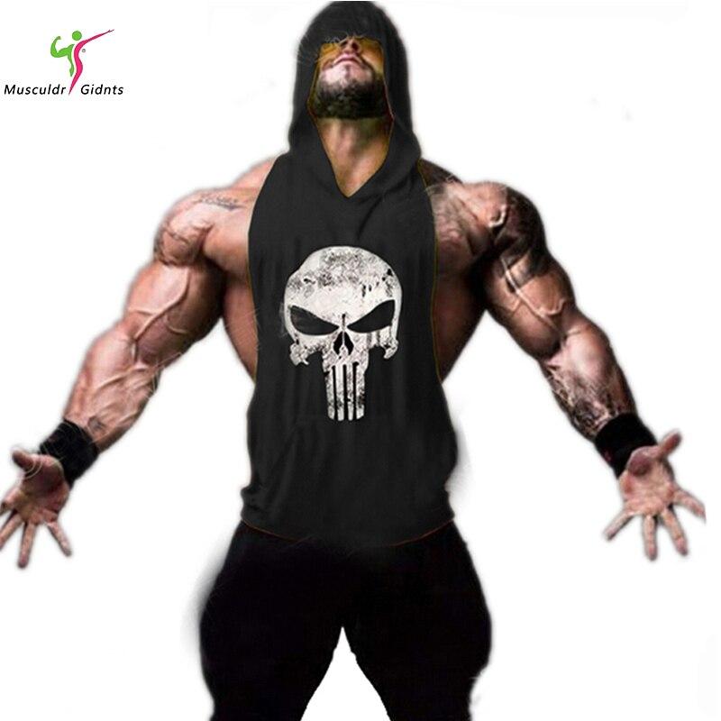 ZYZZ Mens sudaderas con capucha Mens Tank Tops Stringer Fitness camisas de los hombres chaleco