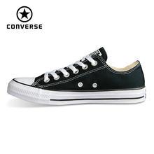 ce57a47e640 Originele Converse all star schoenen Chuck Taylor lage stijl mannen en  vrouwen unisex classic sneakers Skateboarden