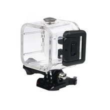 Waterproof case housing for gopro hero 4session 5session universal protecting camera accessory water-resistant 45 meters