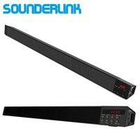 Sounderlink UltraSlim wireless bluetooth speaker system Soundbar Sound bar home theater HiFi Audio system for LED TV