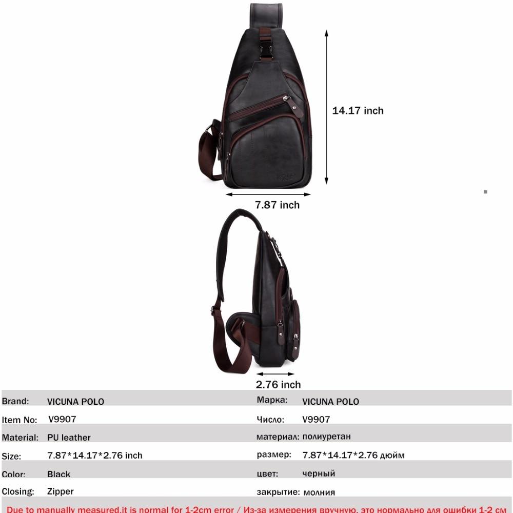 Cassa Sling Fibbia Mens Marca Degli Black Vigogna Uomini Aperto furto Crossbody Qualità Anti Pacchetto Sacchetto Perfetta Bag Di Polo Lusso Della Gli Personalizzata U4a4B16