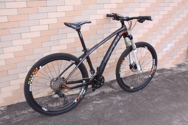 30 Speed Carbon Fiber T700 MTB Mountain Bike 29″ Ultralight Bicycle Cycle M610 Derailleur & Hydraulic Brake