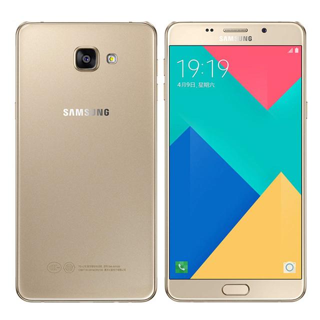 100% Original  Samsung Galaxy A9 A9100 Smartphones 6.0″ 1920×1080 16.0MP Octa Core 4GB RAM 32GB ROM Dual SIM Android 6.0 NFC