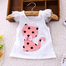 Polkadot T-shirt + Shorts (Pink and Green)