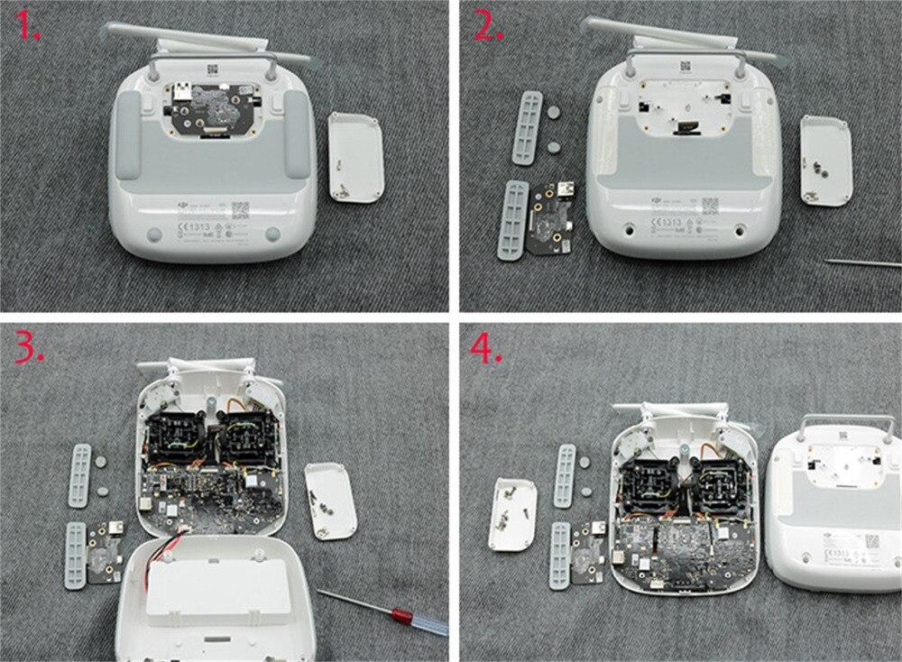 Kit de antena DJI Phantom 4 y Phantom 3 avanzado y profesional para - Cámara y foto - foto 3