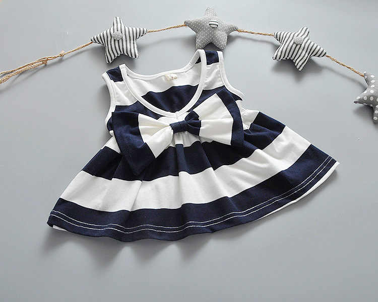 6542f144698e ... VIMIKID Nice kids designer brand kids Toddler Kids Baby Girls Summer  Outfits Clothes Dress+Short ...