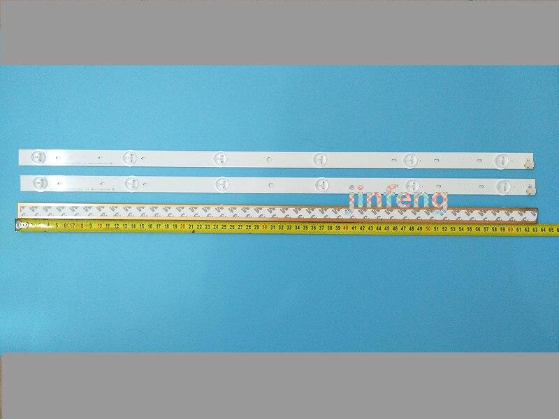 10pcs 6 lamps 32 inches 63 cm LCD TV backlight lens LED lamp Toshiba Changhong Hisense