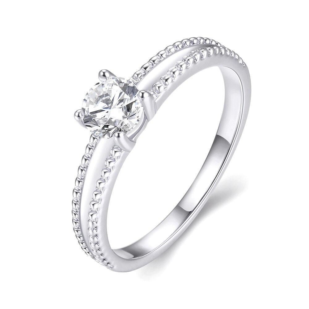 T4 2016 nouveau de mode de bijoux de mariage anneau de ruban Petite torsion  avec pierre anneau populaire pour femmes filles de mode promotion 01617f3e1b3