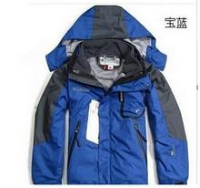 Дети детей/мальчиков зима Открытый куртки спортивные подростковой одежды Водонепроницаемый ветрозащитный дышащий мальчик зимнее пальто