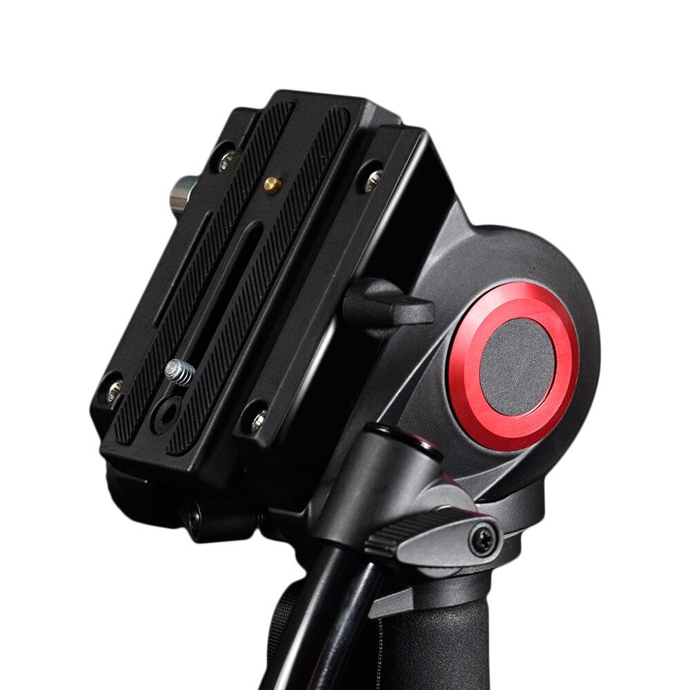 miliboo MTT705B Tripod Serat Carbon Portable & Monopod untuk Stand - Kamera dan foto - Foto 2