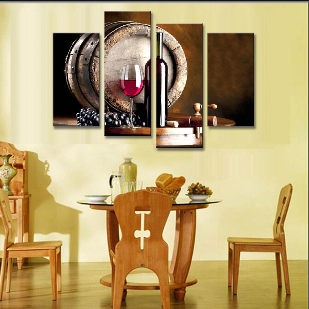 Amazing Wine Barrel Top Wall Decor Ornament - The Wall Art ...