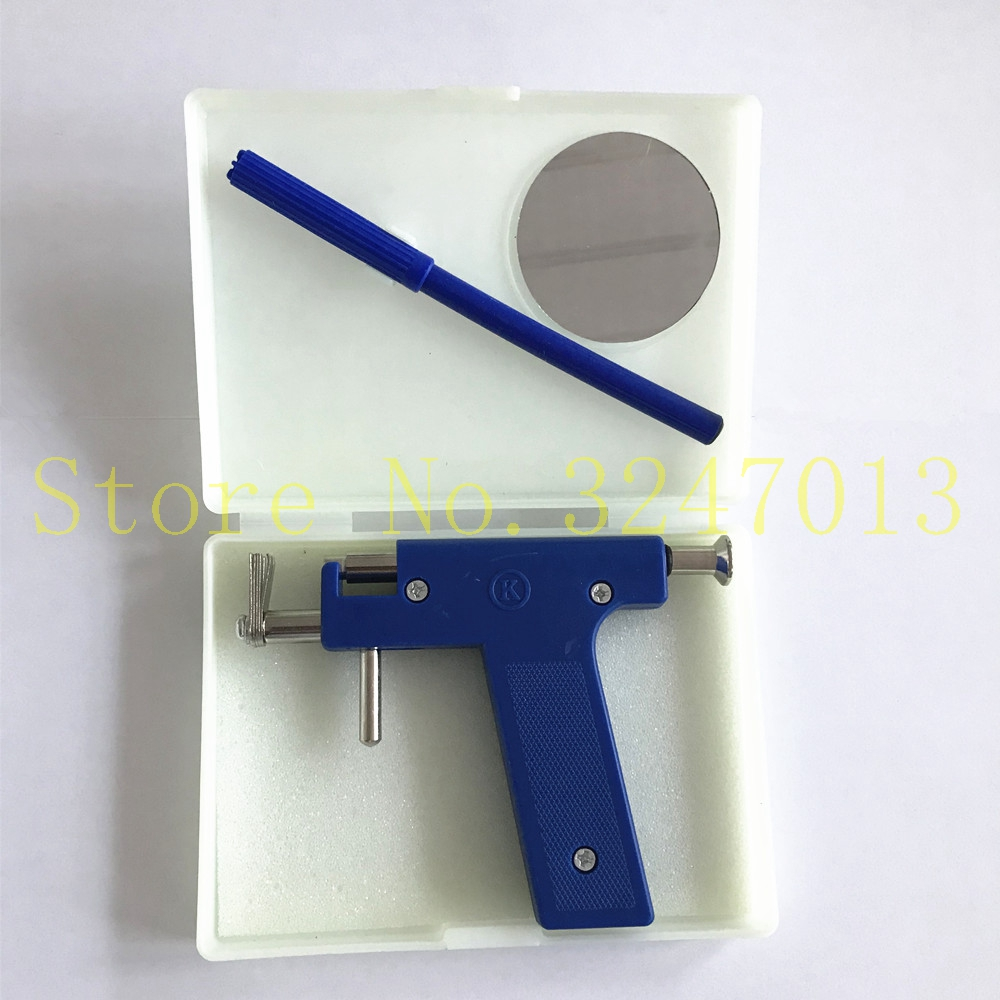 FREE SHIPPING 1PC Jewelry Tools Piercing Gun Tools Kit