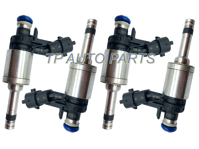 4 Stücke Kraftstoff Injektor Kompatibel Mit Vol-vo Fo-rd Lan-d Ro-ver Oem 0261500147 Bb5e-9f593-ba 0261500147 Bb5e9f593ba 0 261 500 147