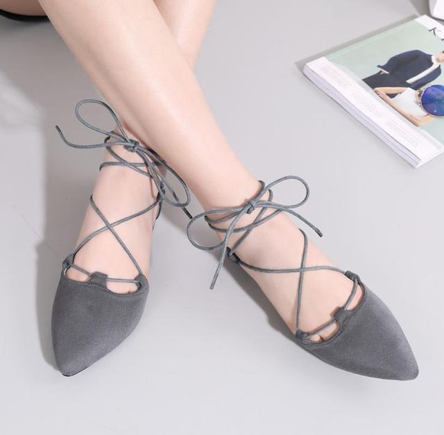 6df5e1ef6cba9 2018 new ladies sandals hollow women s shoes pointed sexy fancy strap shoes  women s small size shoes