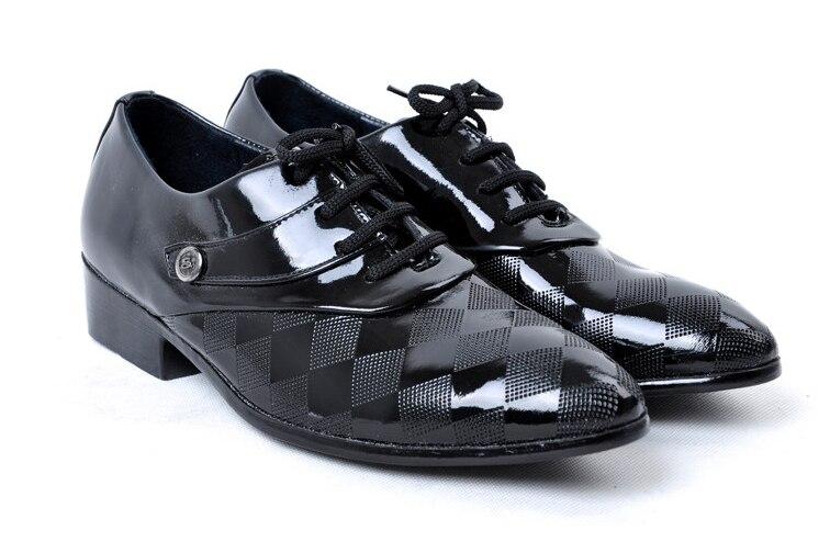 Aliexpress.com : Buy NEW Men's unique Geometric pattern lace up ...