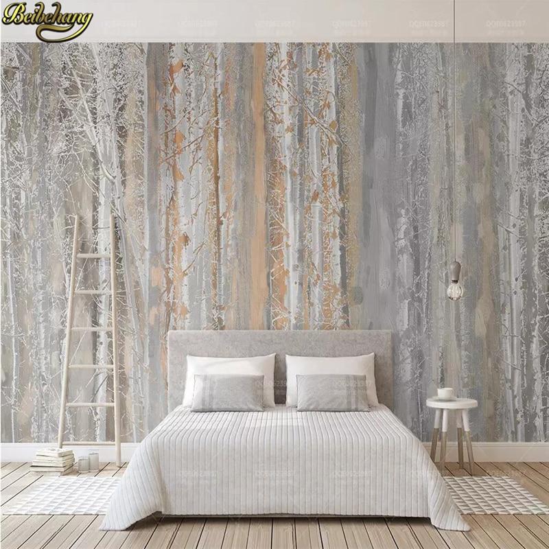 Beibehang Custom Woods Nordic Papel De Parede 3D Mural Carving Unfolds TV Background Wall Paper Murals Wallpaper For Walls 3 D