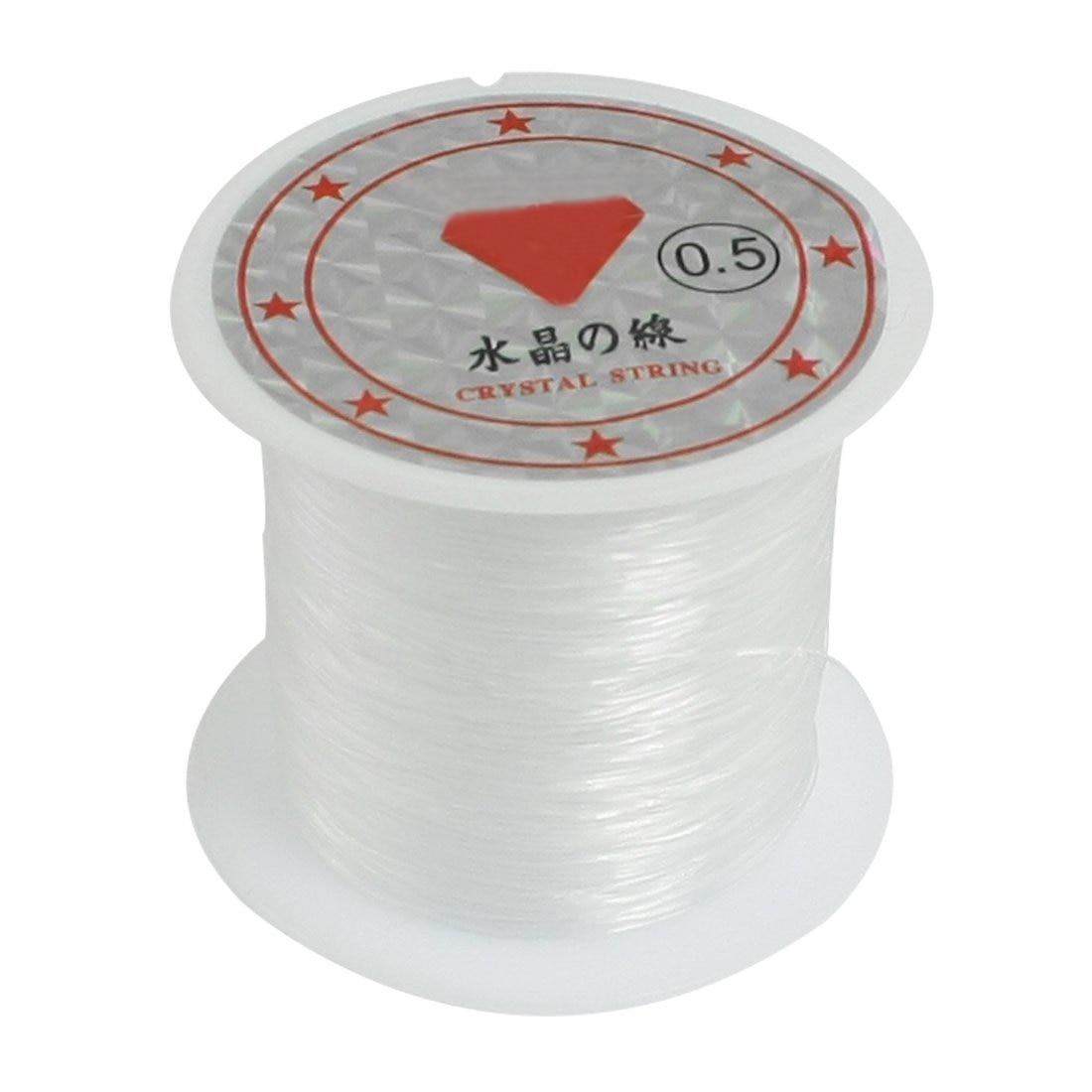 41lbs capacity diameter clear nylon fishing line for Nylon fishing line