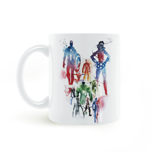 Marvel Superheroes Mugs