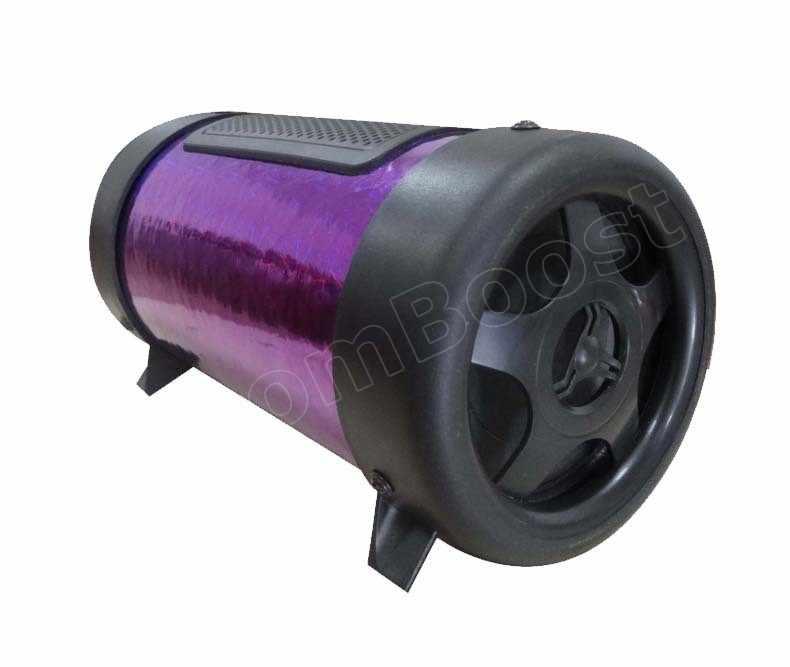 ราคาถูกสูงสุด 50 วัตต์ 4 นิ้ว 3 สีตัวเลือกซับวูฟเฟอร์เสียงลำโพงอุโมงค์อัตโนมัติ 12 โวลต์จัดส่งฟรี