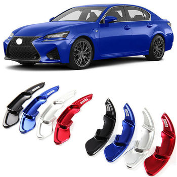 Savanini Alloy Add-On Steering Wheel DSG Paddle Shifters Extension For Lexus GS 2012-2016