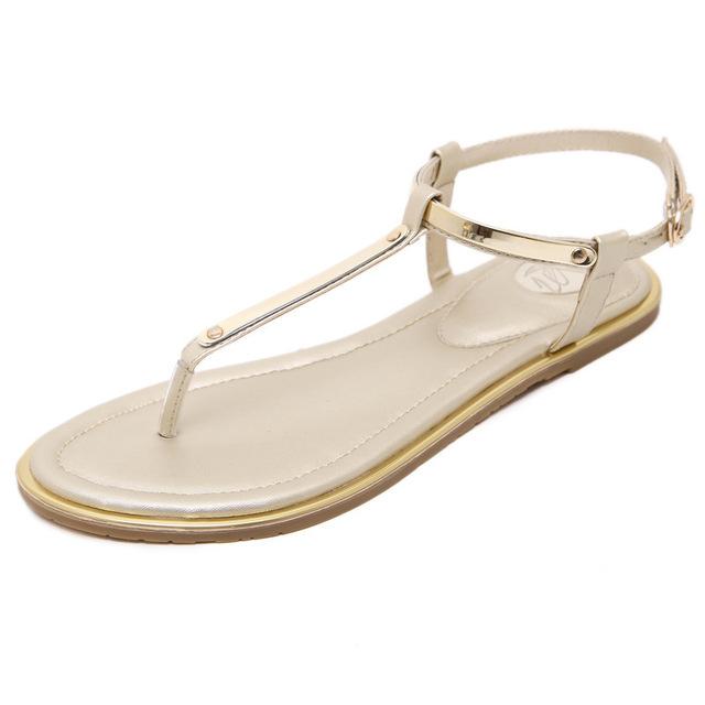 Women's Trendy Thong Sandals