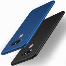 Case For LG V10 V20 V30 Cover Thin Slim Hard Plastic Phone Case For Frosted Shield Capa For LG G4 G5 G6 Shell все цены