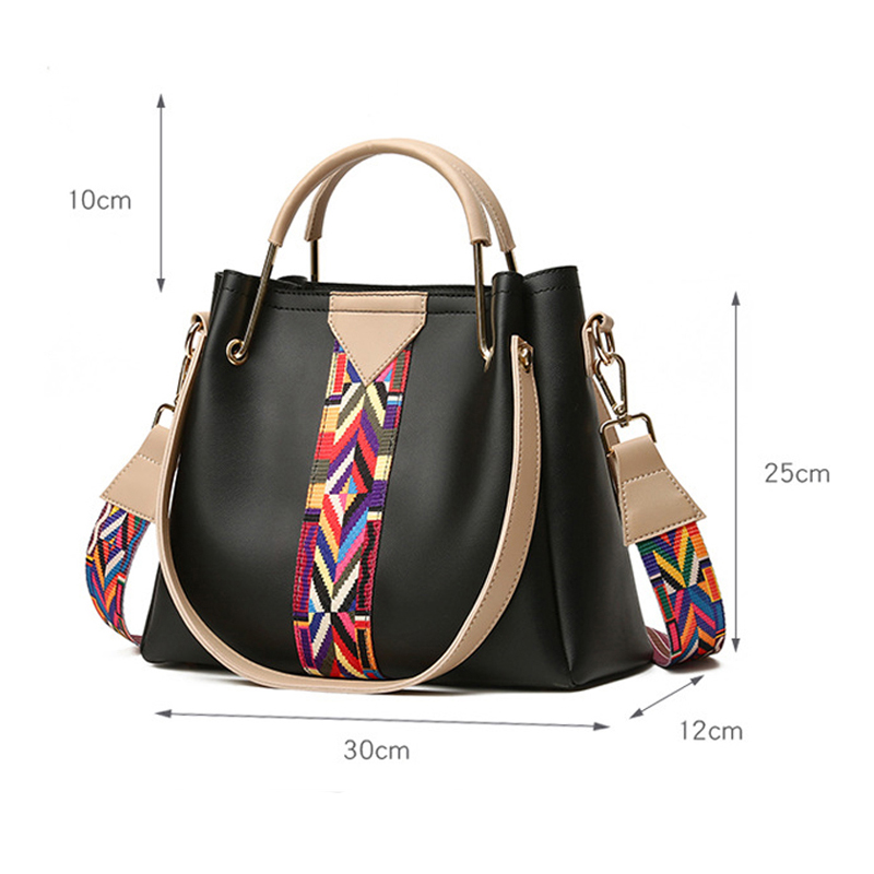 Gorden Yi De Vintage Colorful Strap Design Shou der Bag Women Summer Female Messenger bag High Quality Solid Ladies Flap Bags 4