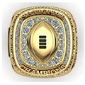 Factory Price 2016 New Arrival NCAA 2015 Alabama Crimson Tide Football National Championship Ring Replica Free Shipping